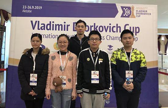 温阳和中国队的棋手