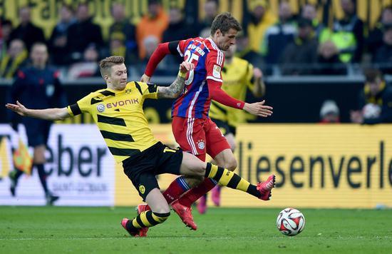观点:多特比上赛季更强 客战拜仁时要更勇敢些