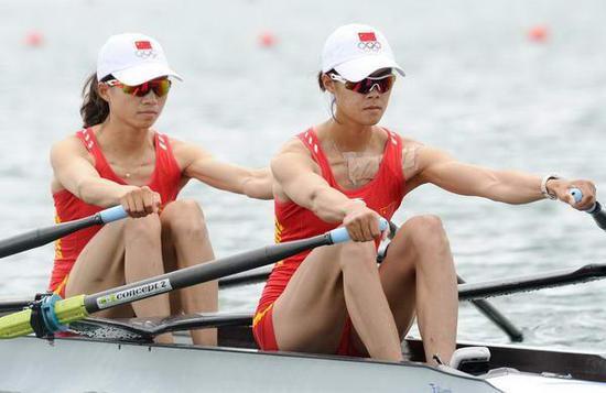 舍硕士奖学金复出,27岁赛艇女将为集齐奥运金银铜。