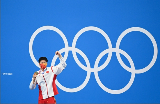 """【博狗体育】奥运游泳综述:美澳""""龙虎斗"""" 中国队亦有喜"""