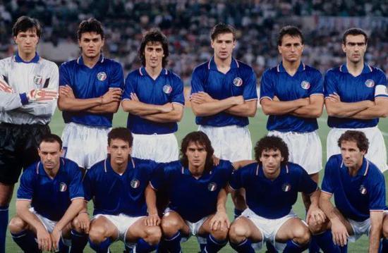 1990年世界杯注定不屬于曼奇尼