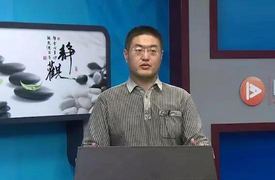 图:围棋文化学者、围棋文化艺术品收藏家 李昂
