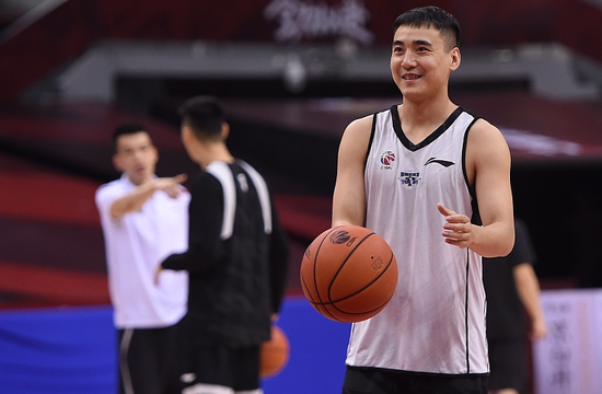 北京男篮混子终于离队!球队再无弱者