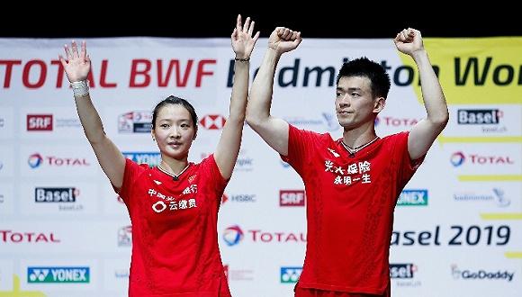 【转载】混双一金收官中国羽毛球队创世锦赛最差战绩