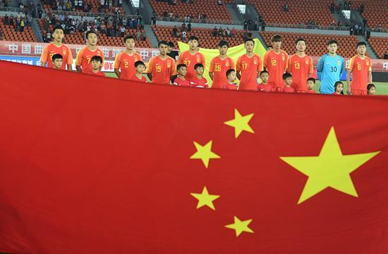 这支球队肩负着冲击东京奥运的重任。