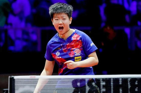 国乒三位最亮的星 还等得到东京奥运吗