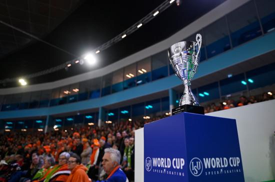 新赛季速度滑冰世界杯赛历:长春将承办一站