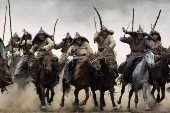 蒙古骑兵横扫欧洲的致命武器:蒙古马!