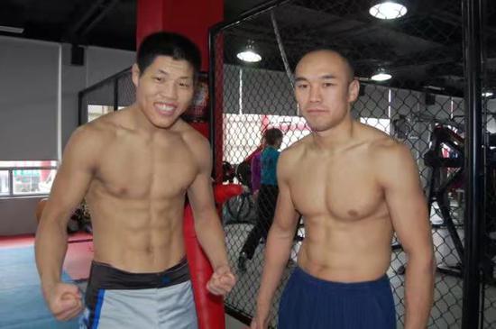 MMA选手张铁泉:俱乐部关门 比被对手击倒更痛苦
