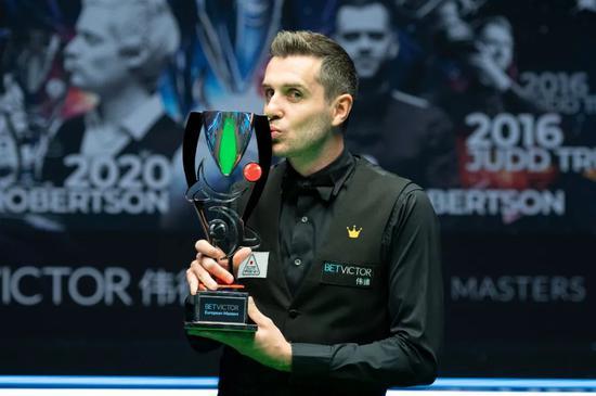 WST新赛季冠中冠前数据榜 马克·艾伦登顶奖金榜