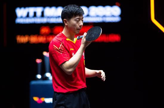 WTT澳门赛马龙胜林高远 将与王楚钦争夺冠军