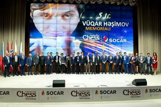 加什莫夫纪念赛开战 丁立人首轮弈和波兰头号