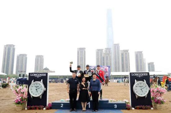 创造历史!23岁内蒙骑手勇夺国际马联天津站冠军