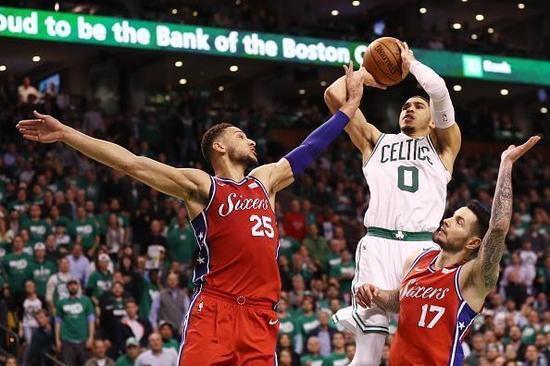 多位新秀耀眼不输03黄金一代 NBA未来属于他们