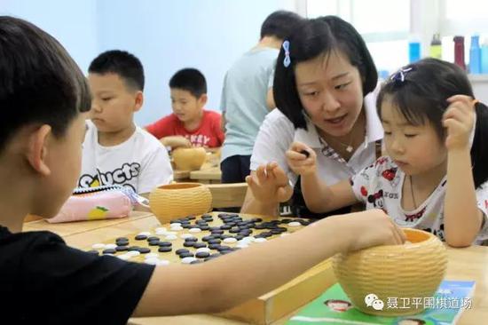 孩子天生的功是?让招式学v孩子自己悠悠球1A最高级围棋名图片