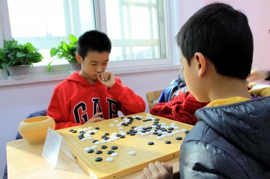 总之,围棋造就的思维方式,很难让一个人不理智。