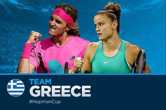 霍普曼杯穆古将携费雷尔出战 希腊两新星亦亮相