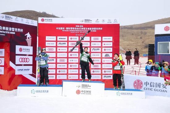 """尼雅再续""""冰雪奇缘"""" 以冠军品质助力滑雪世界杯"""
