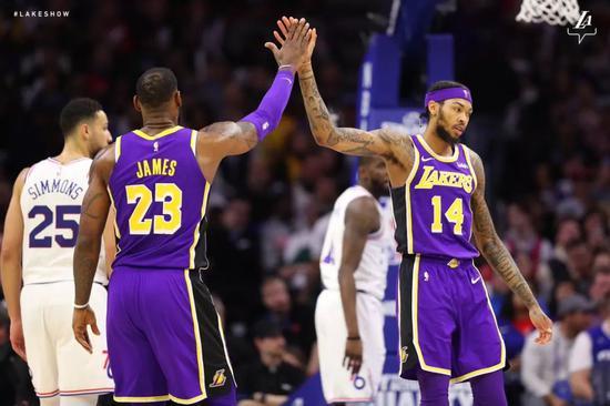 數據不會說謊!一項數據看出球哥重要性,沒有球哥湖人難進季後賽!-Haters-黑特籃球NBA新聞影音圖片分享社區