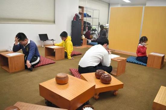 日本围棋道场