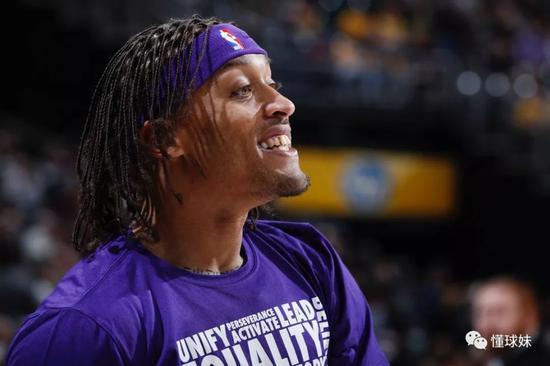 他从未缺席过NBA一个赛季