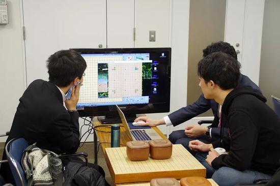 围棋AI研究室