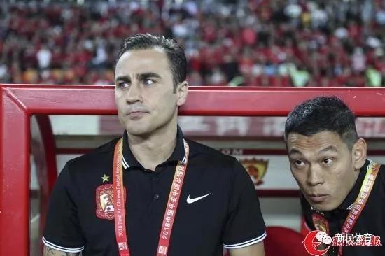 图说:卡纳瓦罗对中国足球非常熟悉