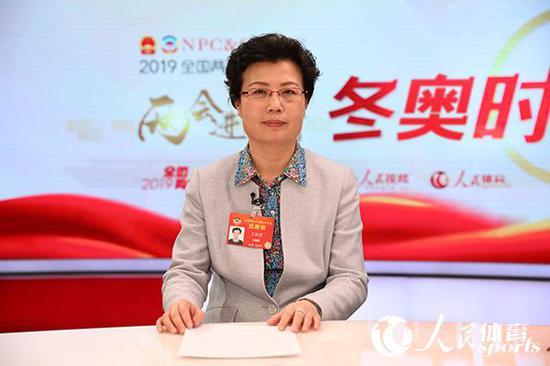 据王艳霞透露,北京冬奥会筹办即将进入测试就绪阶段