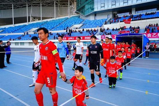 90分钟,南京沙叶河海,11号刘欢进球,1-0