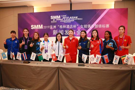 天津女排派出亚俱杯队史最强阵 冲击队史第五冠