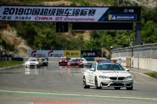 BMW为GT3、GTC组保驾护航