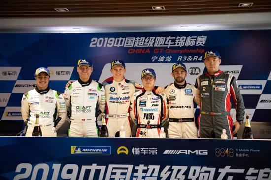 2019 China GT第三回合GT3组新闻发布会