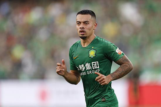 李可已经成功入选国足。本文图片 视觉中国
