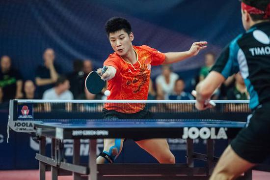 保乒賽日乒主力碰國乒男雙 薛飛戰世錦賽銅牌得主