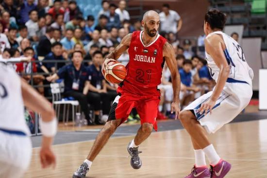 阿巴斯:阔别近十载,约旦已为世界杯最好准备