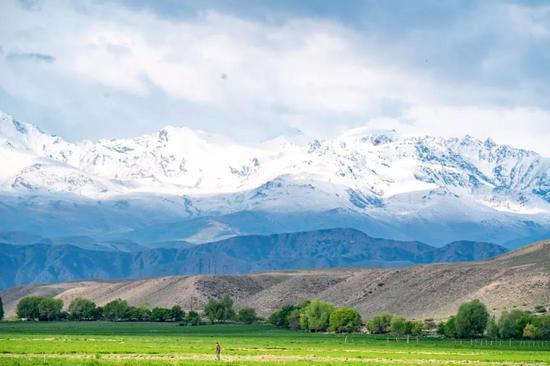 【旅行】野奢马背之旅 | 吉尔吉斯斯坦-人民日报推荐