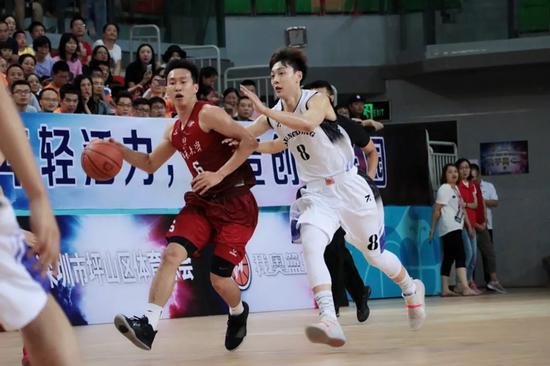 【热文】中国篮球至暗时刻谁还在意着YCBA/CUBA对抗赛