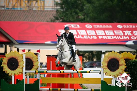 2019天星调良国际马术公开赛