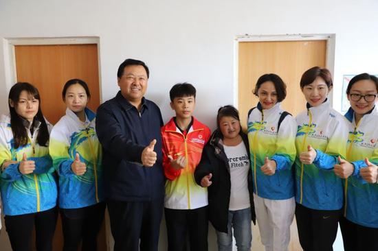 跳水奥运冠军高敏发起公益基金会助力运动员