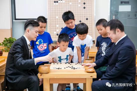 孔杰围棋冬令营寒假集训招生 孔杰九段亲自授课