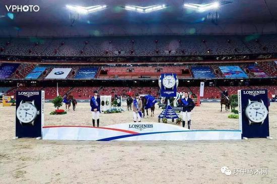 张滨当选中国最有价值骑手!奥运冠军登顶浪琴表大奖赛!张佑称雄135CM宝马精英赛