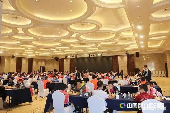 四智会国象团体快棋赛首日 重庆保持不败领跑女团