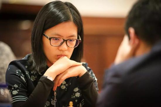 国际象棋等级分女子前100名