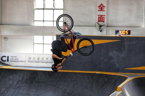 2019湖北省BMX自由式青少年U系列锦标赛来袭
