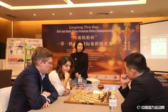 中欧国际象棋精英赛拉开十年精品赛事新篇章