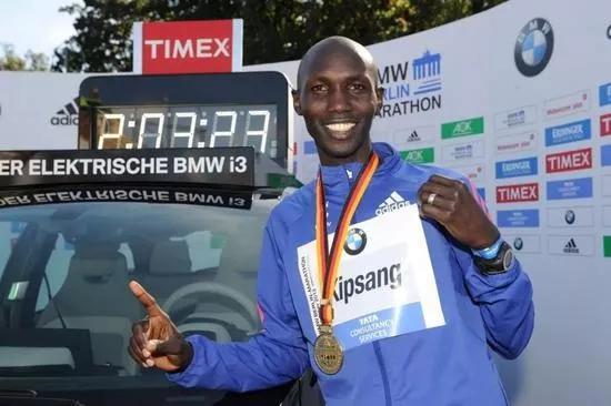 前世界纪录保持者基普桑涉兴奋剂 乔爷唯一输的男人