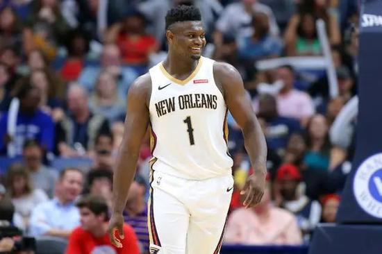 人肉坦克!Zion没减重,还长胖!NBA最重了