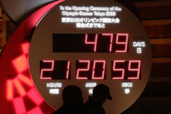 """东京奥运会为何放弃""""樱花奥运"""" 延期一整年?"""