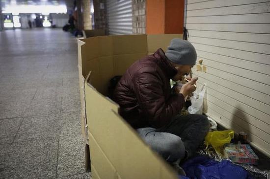 民间团体向东京奥组委请愿:别让流浪汉无家可归