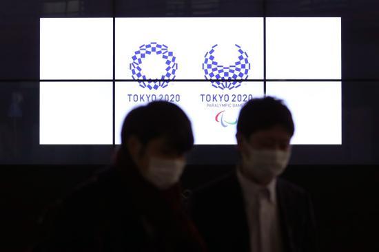 最新调查显示:77%日本居民认为奥运会无法举办